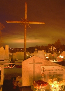 Cmentarz w Krynkach