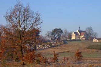 Kościół parafialny w Krynkach