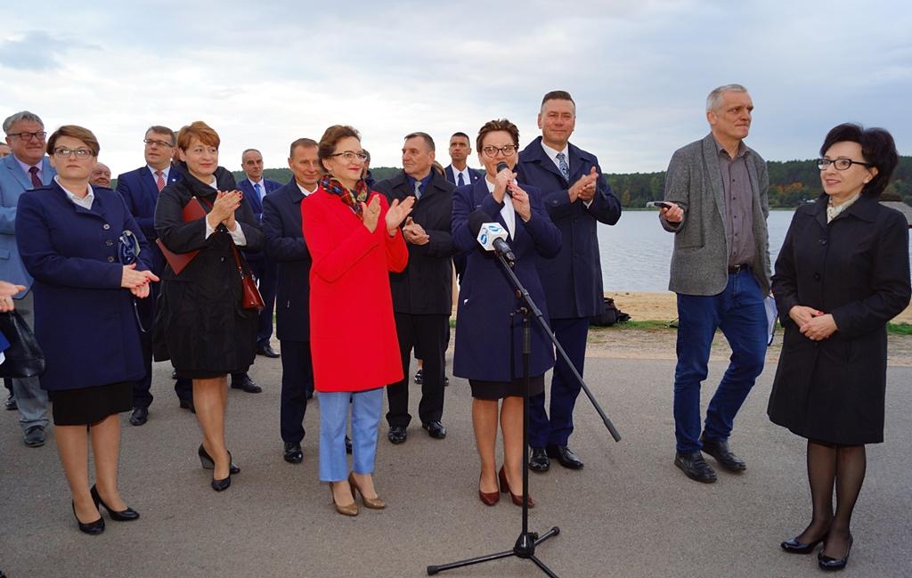 marszalek-sejmu-wojewoda-droga-zalew-brodzki-centrum-turystyczne-otwarcie-DSC06016.JPG