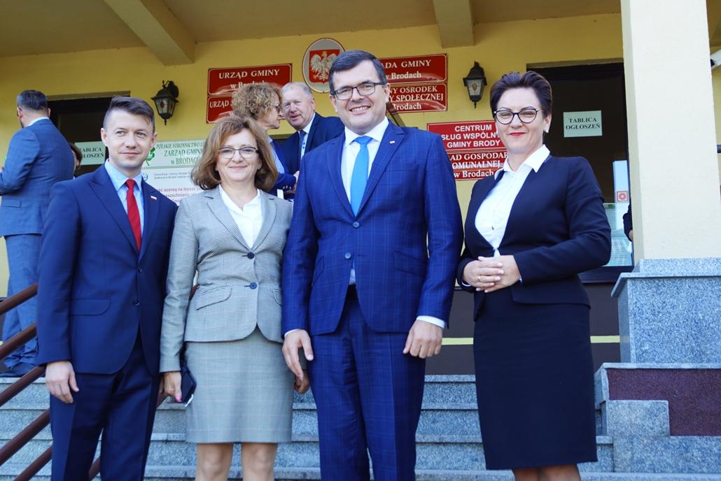 wizyta-wiceministra-piotra-uscinskiego-poslowie-wlodarze-spotkanie-27-09-2021-gmina-brody-powiat-starachowickiDSC04132.JPG
